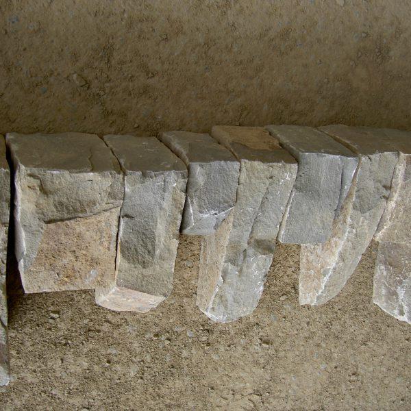 Hoekstukken Natuurstenen muren