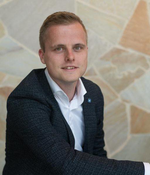 Dennis van Bussel - Verkoop en Projectleider
